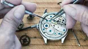 Taller propio de reparación de relojes
