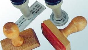 Fabricación de sellos de caucho