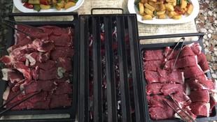 Carnes a la brasa en Ibiza