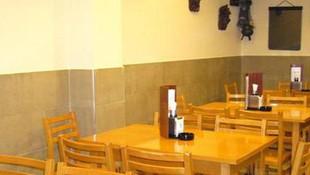 Sala para picotear del Restaurante A Feira do Pulpo