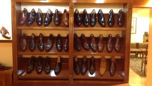 Zapatos de firma para caballeros en Madrid