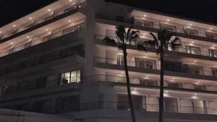 Iluminación de hoteles