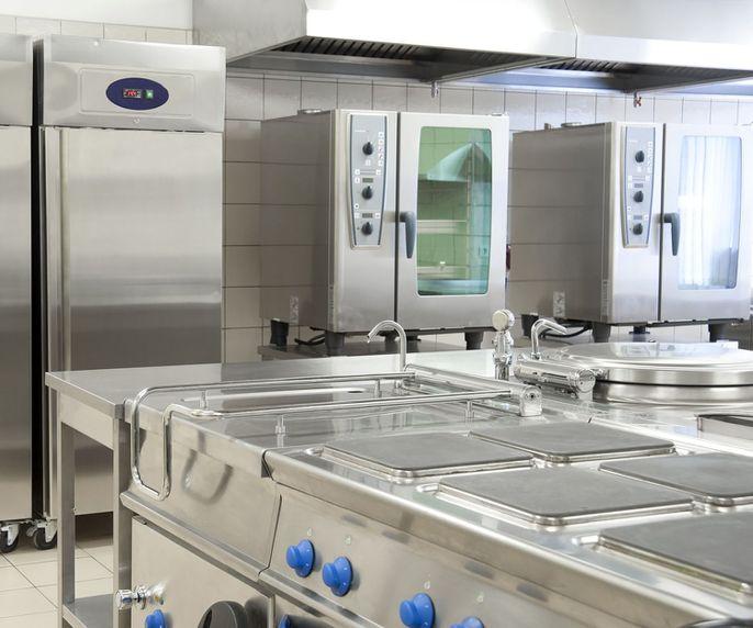 Venta de maquinaria para hostelería en Zamora
