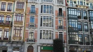 Pintores de fachadas Gijon