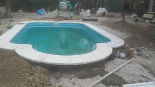 Especialistas en albardillas para piscinas en Valmojado, Toledo