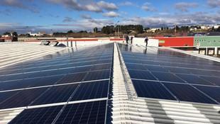 Energía renovables, instalación fotovoltaica para autoconsumo en empresa Frescofrio Zaragoza