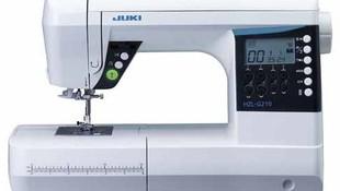 Máquinas de coser y bordar domésticas Juki