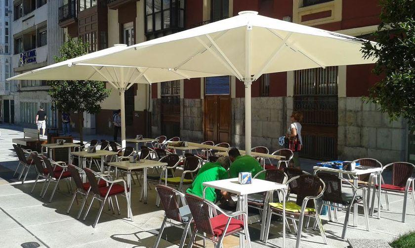 Carpas para bares en Cantabria