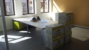 Mudanzas de oficinas en Bilbao