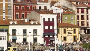 La Cuesta del Cholo (Gijón)