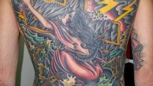 Grandes profesionales del tatuaje