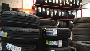 Neumáticos de las mejores marcas