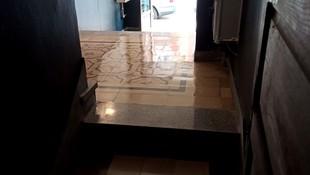 Pulido y cristalizado de pavimento hidraulico