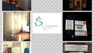 Fisioterapia Arturo Soria calle Julián Hernández 8 MADRID