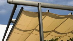 Estructuras para exteriores en Llança