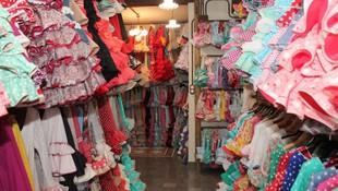 Venta de trajes de flamenca en Córdoba