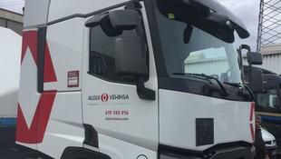 Alquiler tractoras Asturias