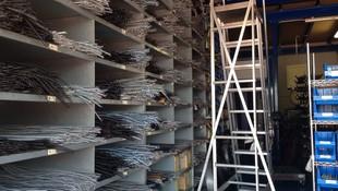 Suministro de muelles de acero fosfatado y acero inoxidable