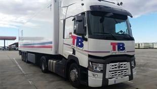 Empresa de transporte frigorífico en Baleares