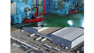 Empresa especializada en logística frigorífica
