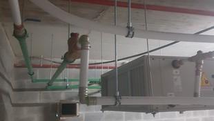 Tuberías de instalaciones industriales de fontanería en Valencia