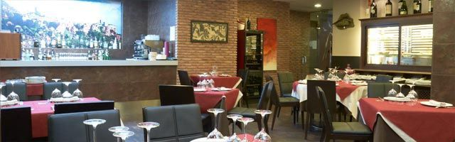 Restaurante con menú para grupos en Aranda De Duero
