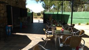 Restaurante camping familiar en Segovia