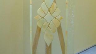 Cistales decorados para puertas de interior