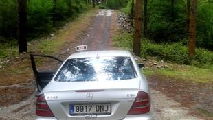 Taxi económico en Mondragón