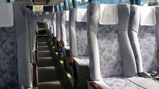Autobuses con los máximos niveles de confort y seguridad en Pontevedra