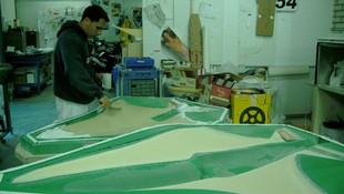Fabricación avión prototipo para Universidad Complutense
