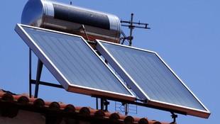 Paneles solares. Acumuladores de energía