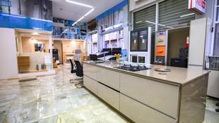 Interior tienda Reformas Manacor