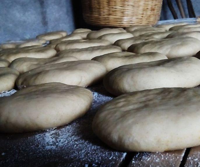 Elaboración de pan artesanal