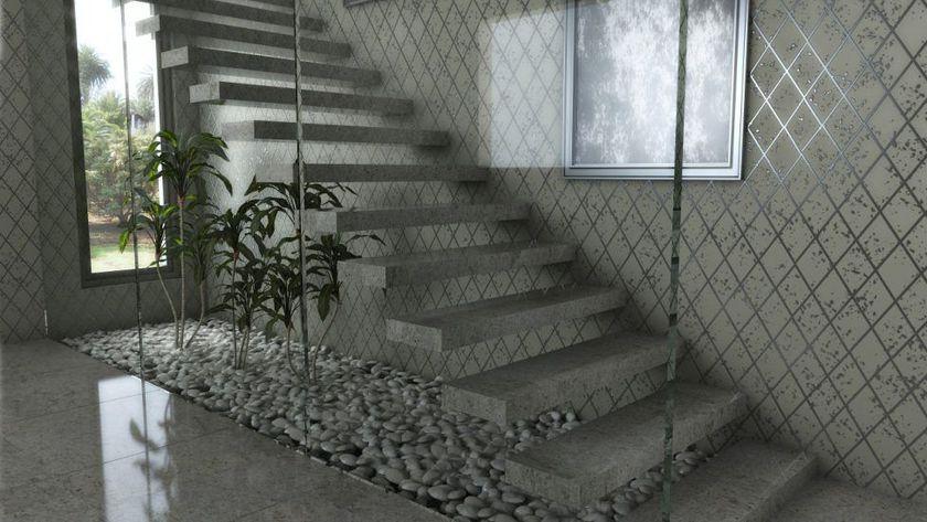 Escaleras con piedra de máxima calidad en Madrid