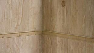 Revestimiento de paredes en mármol