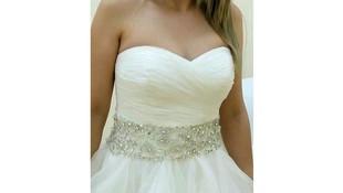 Arreglos de vestidos de novia en Pamplona