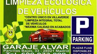 Limpieza integral de vehículos en Villaverde