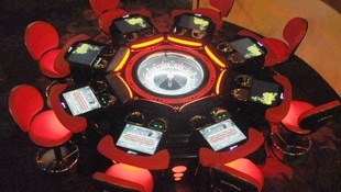 Sala de juego en Móstoles