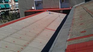 impermeabilizacion dialprix tornilleria caballones y zona de maquinas