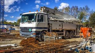 Alquiler de camión-grúa en Terrassa
