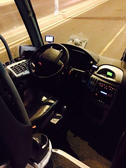 Autocares con todas las prestaciones