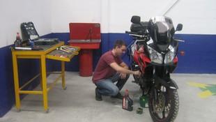 Taller para coches y motos en Zaragoza