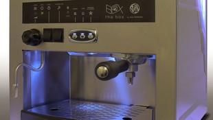 Máquina profesional de café