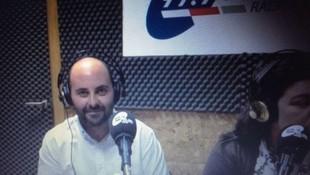 Entrevista Rastro Solidario y Reciclaceite en la 99.9 Valencia Radio, Aceite solidario, Dona tu aceite usado de cocina
