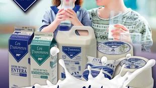 Distribución de productos lácteos en Málaga