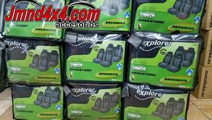 Fundas protectoras para asientos de vehículos 4x4