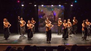 Clases de flamenco en Lugones