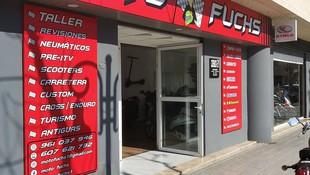 Taller de reparación de motocicletas en Valencia