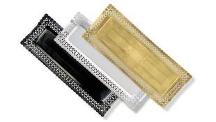 Bandejas Aries rectangulares